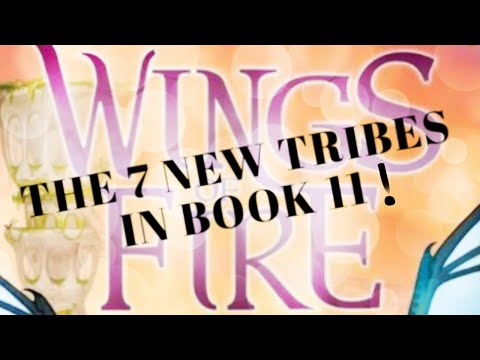 THE 7 BRAND NEW TRIBES IN BOOK 11!!!!!!(Links in Description!)