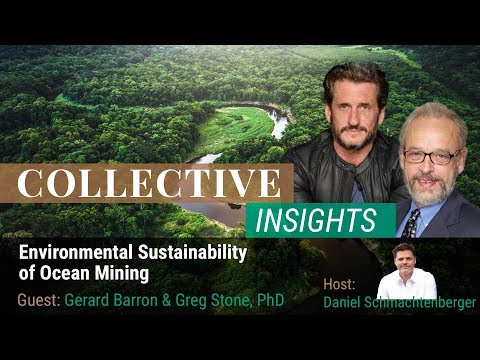 Environmental Sustainability of Ocean Mining
