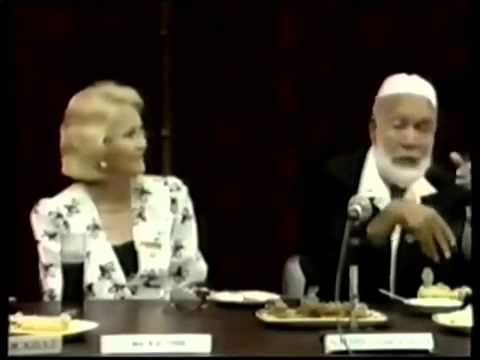 Durban Business and Professional Women at the I.P.C.I. -- By Sheikh Ahmed Deedat