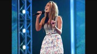 X Factor Finalist 2009- You are not alone w/ Lyrics and HQ