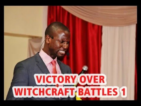 VICTORY OVER WITCHCRAFT BATTLES -1