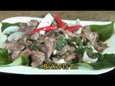 Bò Xào Lá Lốt – Xuân Hồng