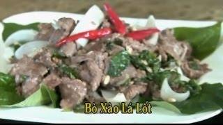 Bò Xào Lá Lốt - Xuân Hồng