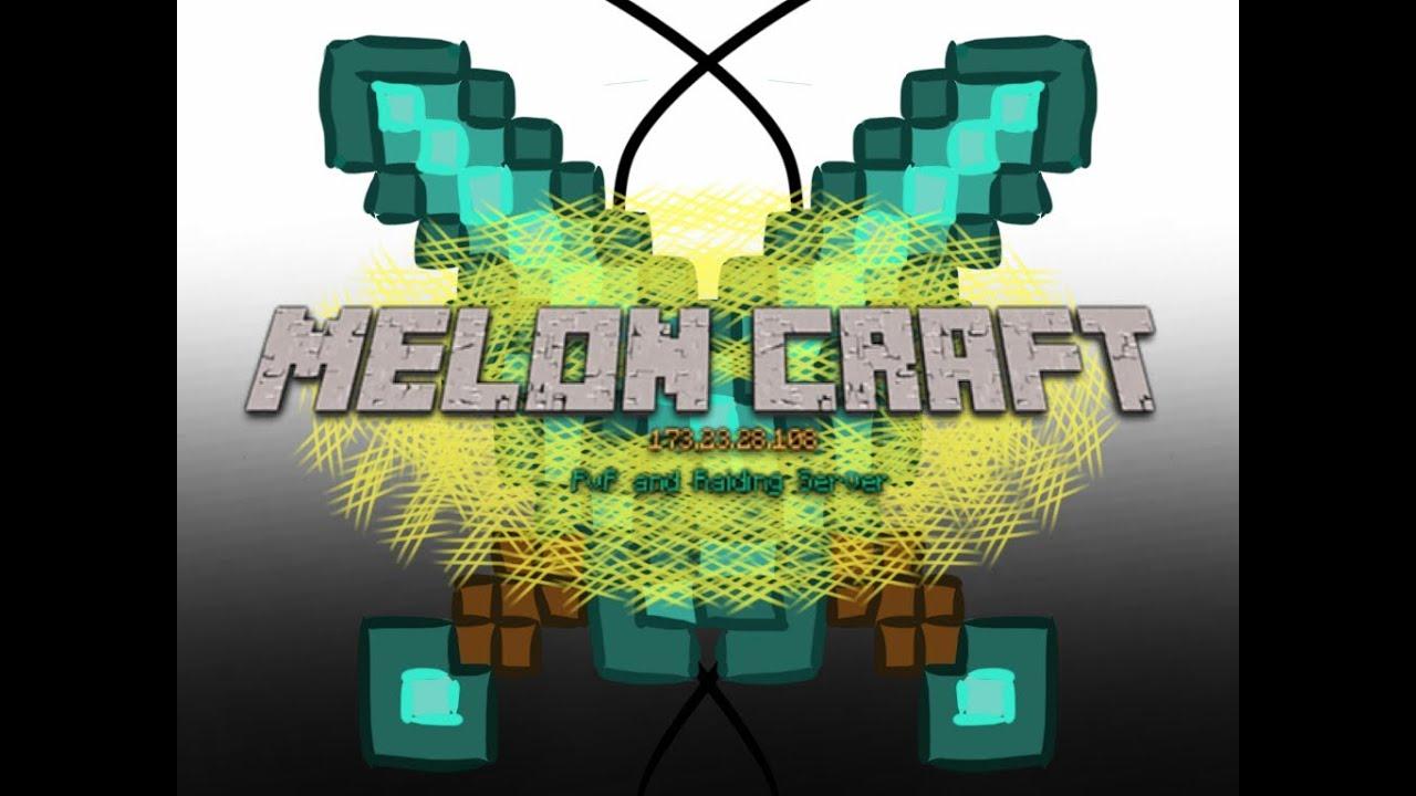 Minecraft Server Melon Craft YouTube