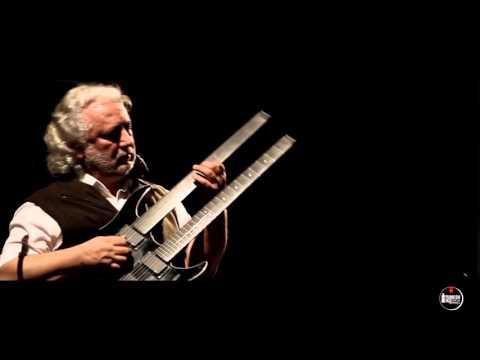 Telvin (Erkan Ogur, Alp Ersonmez, Turgut Alp Bekoglu) @ Turkish Jazz Week '15