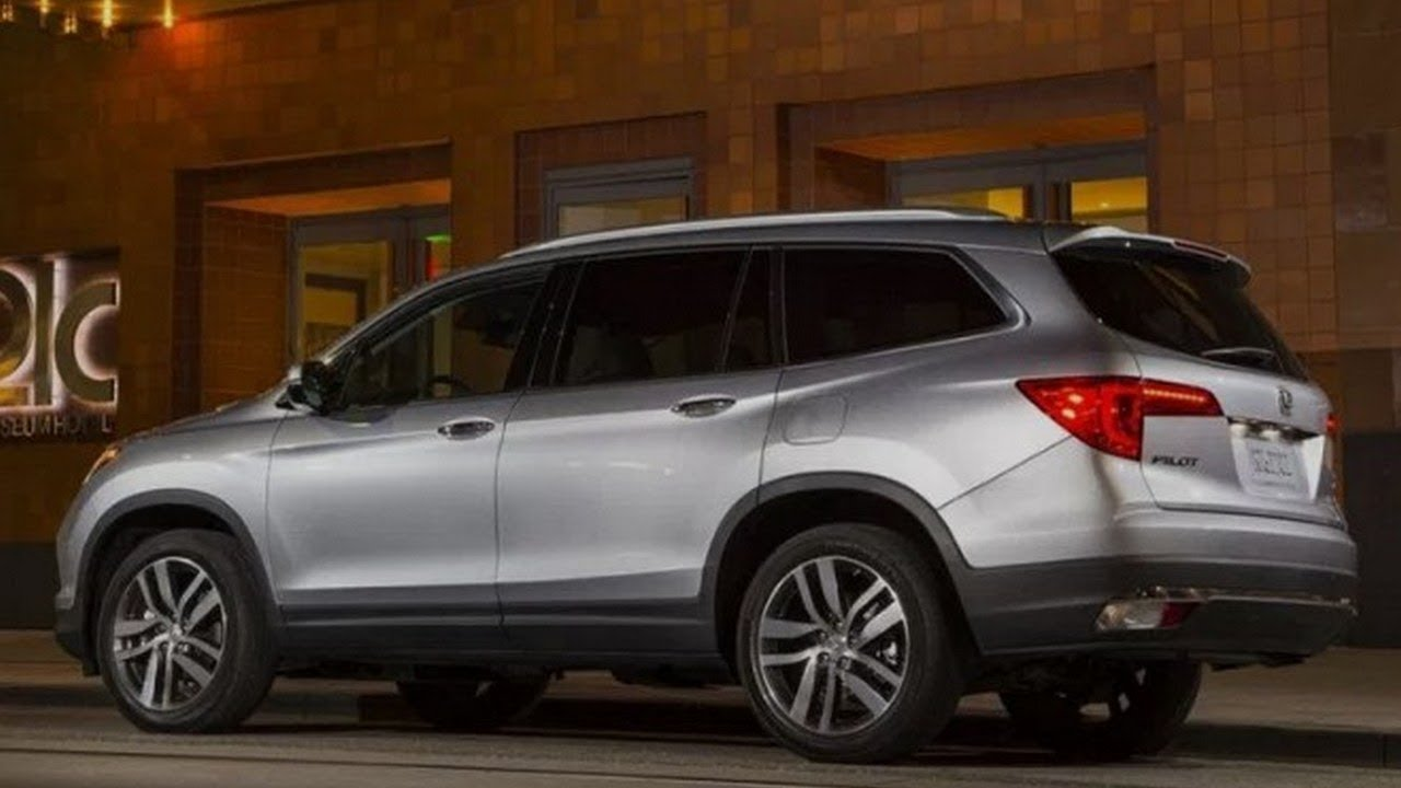 2020 Honda Pilot Redesign This Are Your Car Youtube