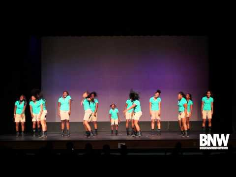 Ashanti Step Team | DanceEx | 4-26-14