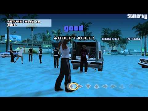 GTA San Andreas - Mission #18 - Life's A Beach