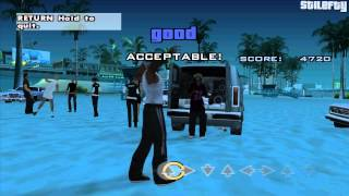 GTA San Andreas - Mission #18 - Life's A Beach