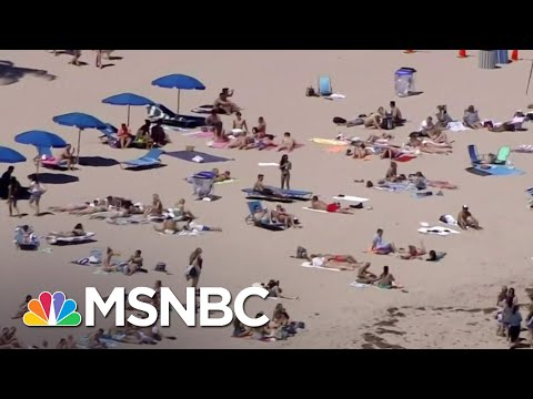 Miami Beach Declares State Of Emergency, Announces Crowd Control Measures | MSNBC