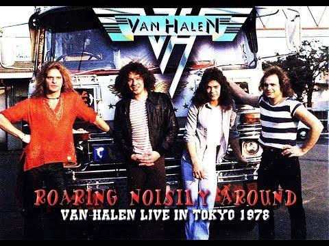 JAPANESE WEEKEND - Van Halen LIVE IN TOKYO, June 21, 1978 (1/2)