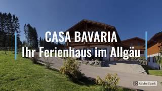 Casa Bavaria - Ihr Ferienhaus in Lechbruck am See im Allgäu