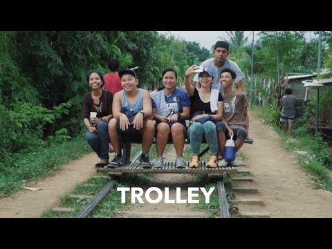 Philippine Trolley - University of the Philippines Los Baños (UPLB)