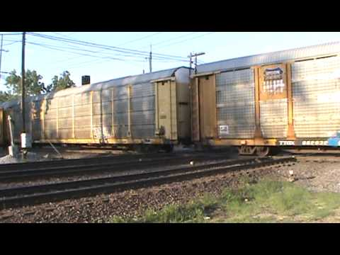 Ten Train Video Compilation at the Diamonds in West ...