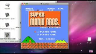 RockNES Nintendo Emulator for Mac