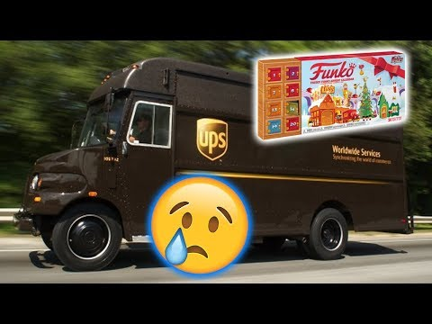 UPS Lost My Funko Shop Package! *Lightly Salted*