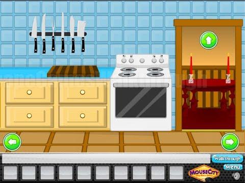 Clever Kitchen Escape Walkthrough Mousecity Youtube