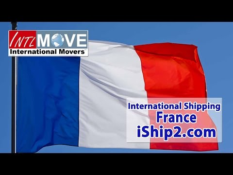 international shipping France shipping company USA to France international shipping