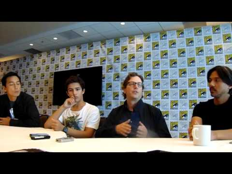 Into the Badlands - San Diego Comic Con 2015