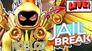 Roblox Live - Jailbreak Stream Nuovi Spoiler? Simon dice, Nascondi e cerca, Corsa e Grind- 50kHype