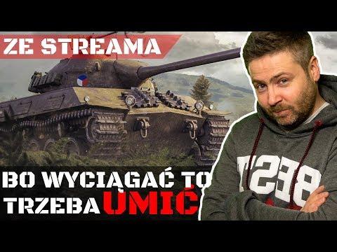 BO WYCIĄGAĆ TO TRZEBA UMIĆ..! TVP 50/51 -  WORLD OF TANKS thumbnail