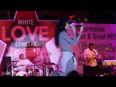 Vierratale - Terlalu Lama White Love Concert Perfomance terakhir brg Tryan Widjanarko