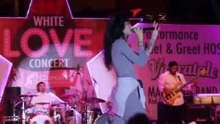 "Vierratale - Terlalu Lama ""White Love Concert"" (Perfomance terakhir brg Tryan Widjanarko)"