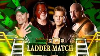 WWE Money In The Bank 2012 Match Card
