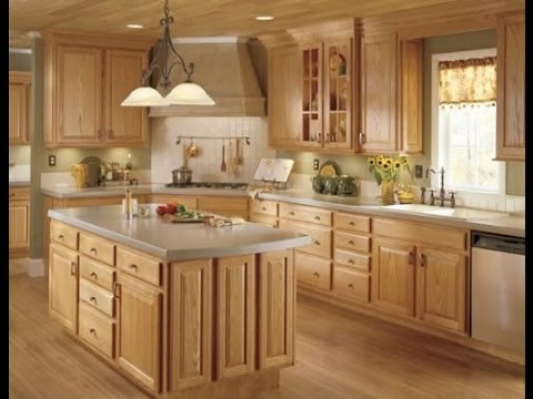 Modern country kitchen design youtube - Country style kitchen cabinets design ...