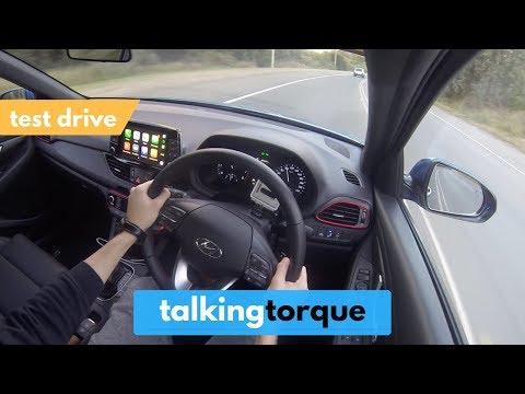 POV: Hyundai Elantra Sport - Urban Test Drive
