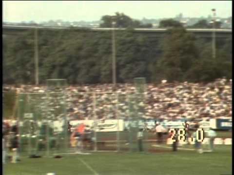 Ed Moses(WR):Koblenz,1983. 400m.Hurdles