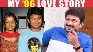 I Revealed my Love Story to My Appa Due to 96 Film: Udhayanidhi