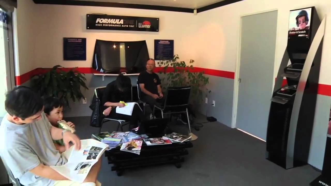 Mr Tint Video Escondido Ca Automotive