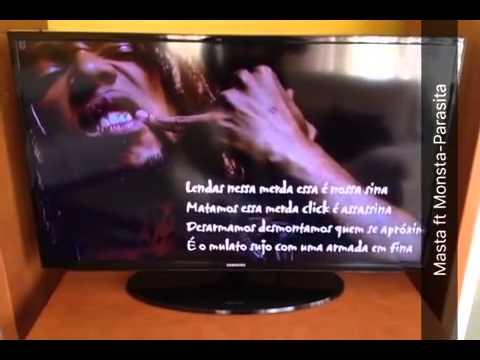 Monsta-Parasita ft Masta,Prodigio