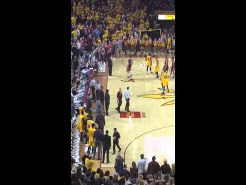 Bob Hurley is ejected from University of Arizona at ASU basketball game