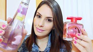 Me Surpreendi com os Perfumes BARATINHOS de FARMÁCIA!