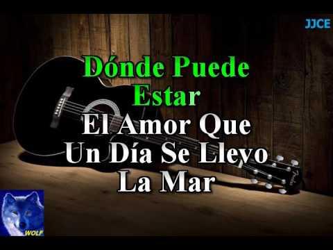 karaoke  Amor Amor  Jose Jose
