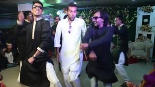 Tikatuli Uncensored - A Bangladeshi Holud's Dance Performance (Tanzil & Sadiya)..!!