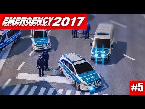EMERGENCY 2017 #5: Bombendrohung in München! I Gameplay EMERGENCY 2017 deutsch