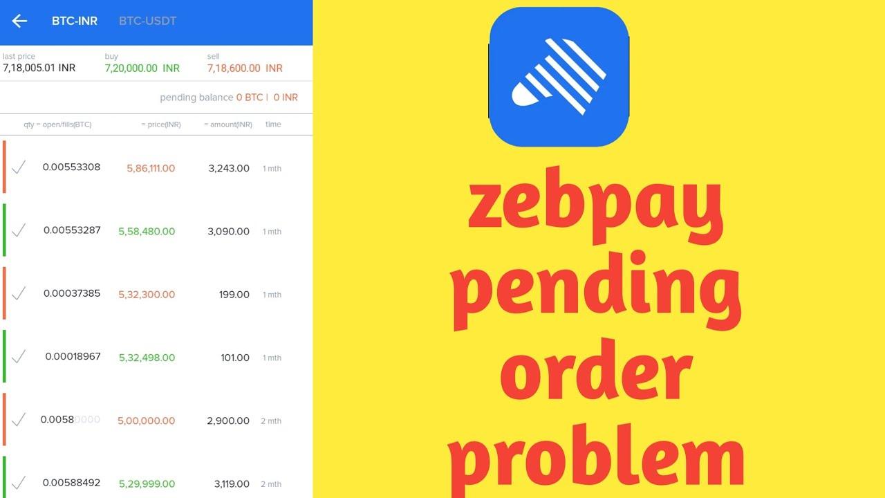 zebpay a suspendat bitcoin trading)