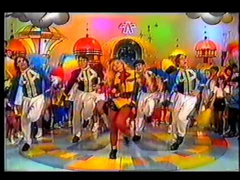 Angélica - Angelical Touch - Clube da Criança 1992