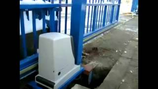 Automatic Gate distributor tunggal nice automatic gate call 021667257 Thumbnail