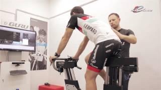 Настройка вело посадки или bike fit(Команда First Endurance побывала в студии Serpantin, чтобы провести байк фит на новой установке Guru перед новым вело..., 2015-12-25T12:01:00.000Z)