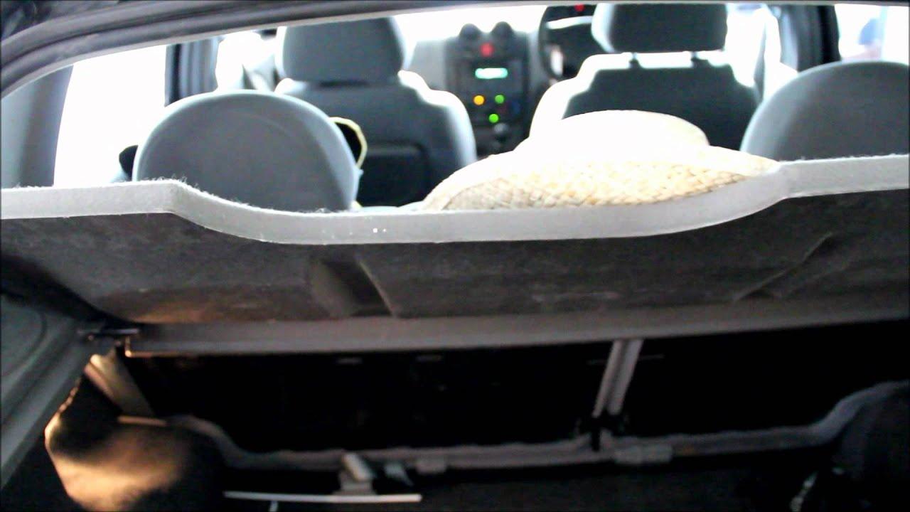 2004 Chevrolet Aveo LT hatchback Start up exhaust engine in
