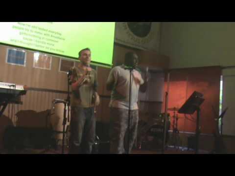 eXplodeyouth Karaoke Night - Anastacia - Paid My Dues