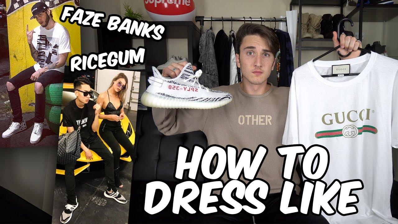 1abcd28553e HOW TO DRESS LIKE RICEGUM   FAZE BANKS! - YouTube