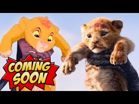 Король Лев (2019) - Тизер-Трейлер на русском - Coming Soon