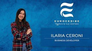 Ilaria Ceroni - Una laureata in statistica all'interno di un'azienda di distribuzione automatica?!