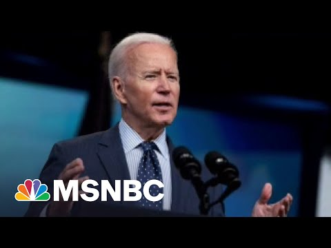 Biden Shifts Into High Gear To Hit July 4 Vaccine Goal