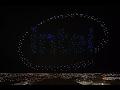 Intel's 500 Drone Light Show!